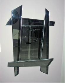 Καθρέφτης R-XGJ066M 80x60 cm