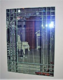 Καθρέφτης R-GJ310-2 102x72 cm
